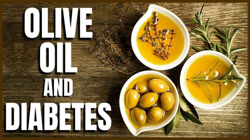 Is Olive Oil Good For Diabetic